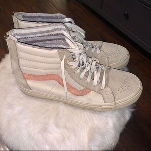VANS High Top Skating Sneakers - Size 10.5 (Mens)